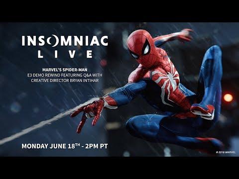 Marvel's Spider-Man E3 Recap & Gameplay