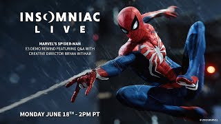 Marvel's Spider-Man E3 Recap & Gameplay