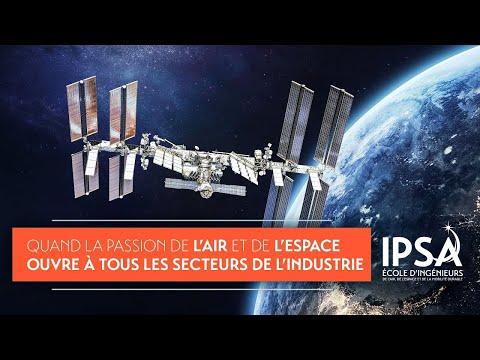 Quand la passion de l'air et de l'espace ouvre à tous les secteurs de l'industrie | IPSA