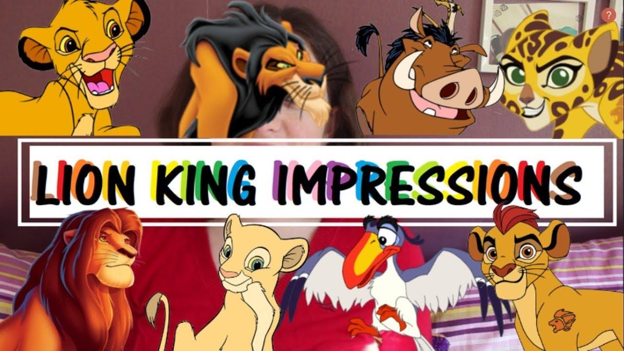 Download LION KING IMPRESSIONS | M.J