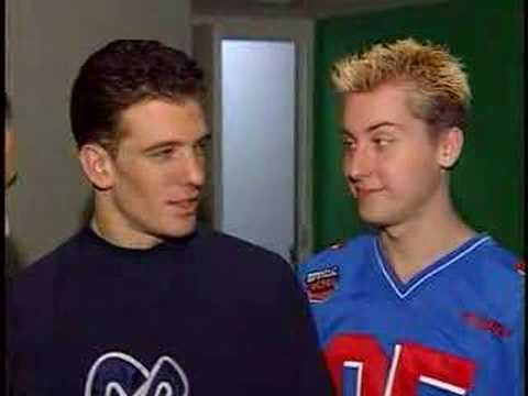 Justin Timberlake Interview 1998 RAW