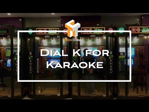 Dial K for Karaoke