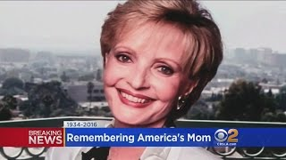 America's Mom, Florence Henderson Of 'Brady Bunch' Fame, Dies At 82