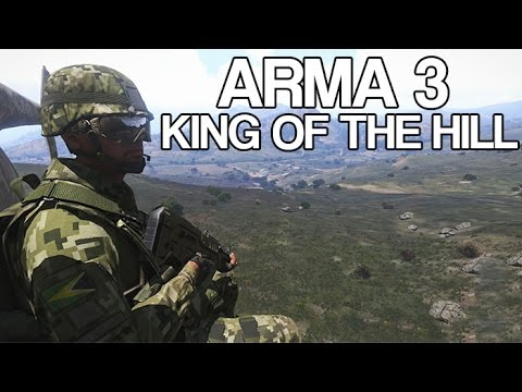 Arma 3 : King of the Hill