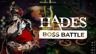 Hades Gameplay - Megaera & Hydra Boss Battle