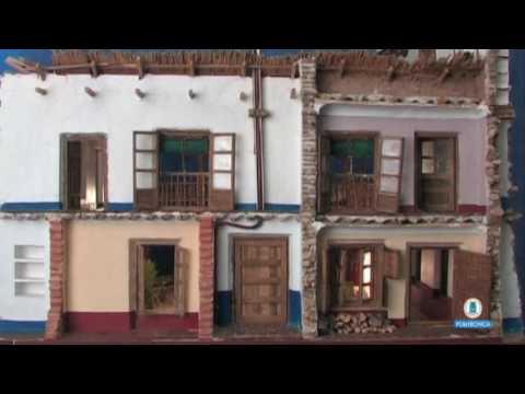 Exposici n de maquetas de casa rural manchega youtube - La toscana casa rural ...