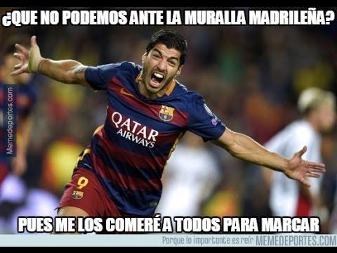 Los mejores memes de la champions barcelona vs atletico for Los mejores sofas de madrid