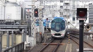 2018 01 近鉄・京都駅 50000系・しまかぜ