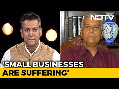 'Talks Of $5 Trillion Economy, Doubling Farmer Income Are Jumlas': Yashwant Sinha