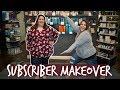 SUBSCRIBER MAKEOVER! Ep1. Lydia | Sarah Rae Vargas
