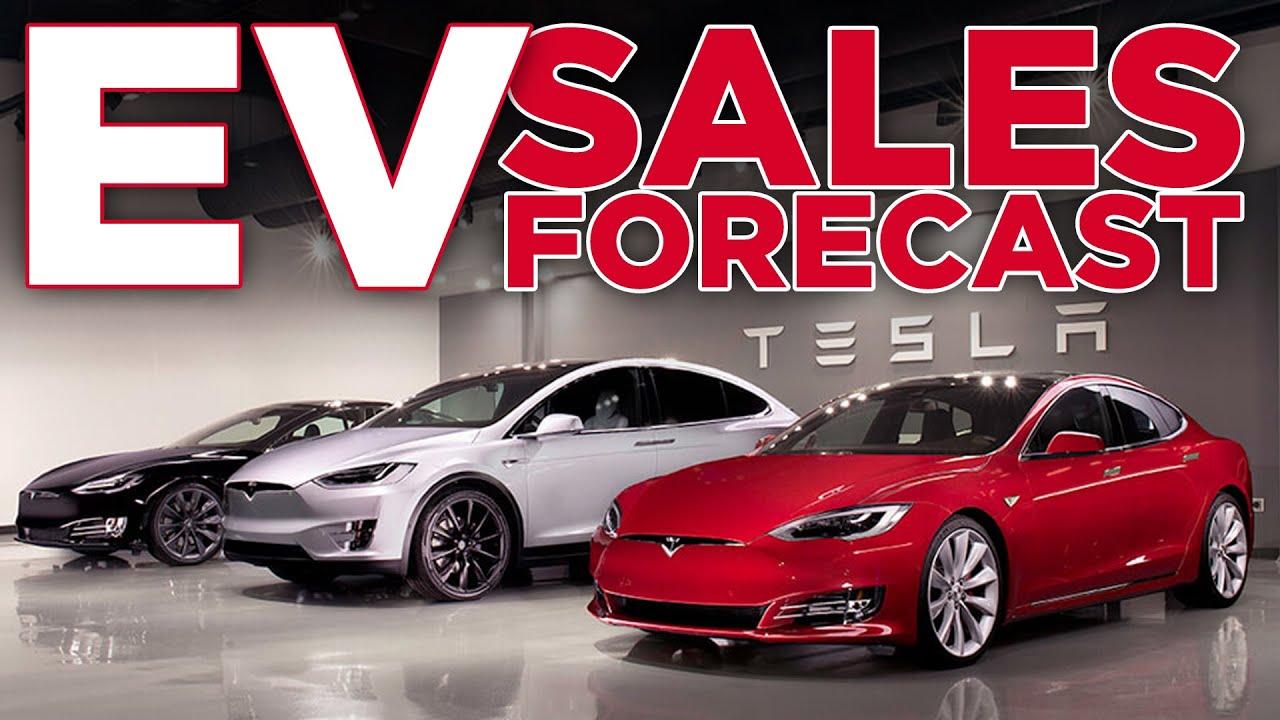 EV Sales Forecast | Tesla Stock Prediction