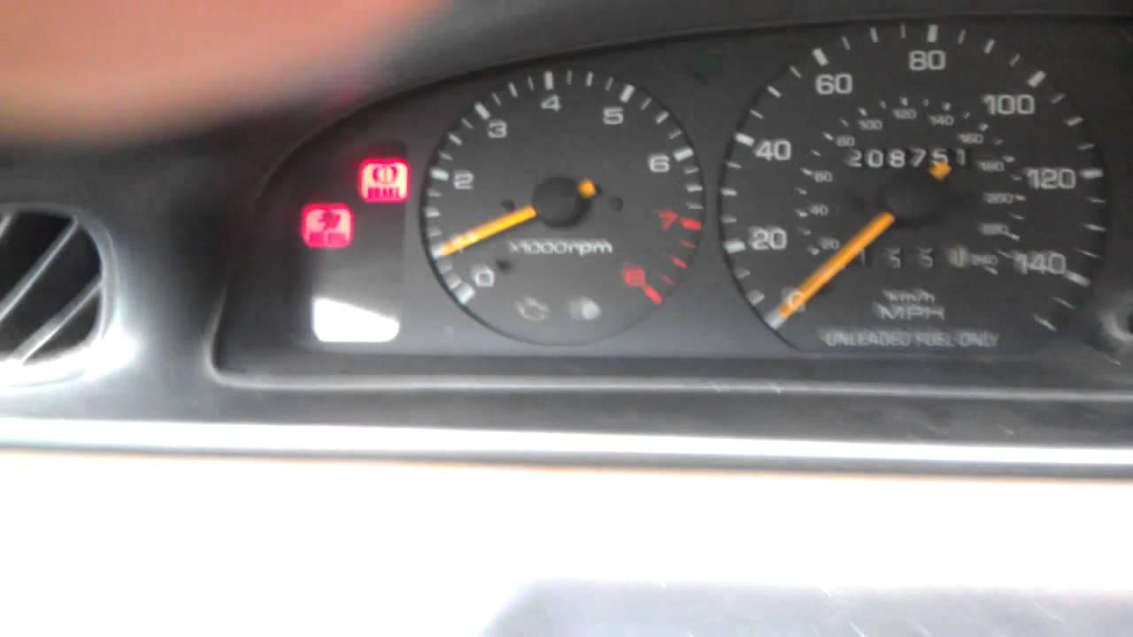 Signs Of Bad Alternator >> Mazda 626 Signs Of A Bad Alternator
