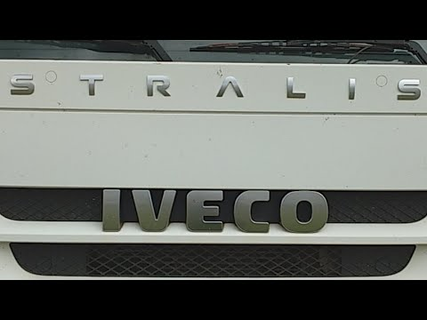 Iveco Stralis 380 Número Motor Chassi
