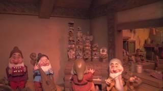 Snow White39s Scary Adventures DARK RIDE 4K ULTRA HD Disneyland