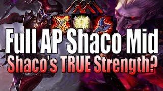 Full AP Shaco Mid - Shaco