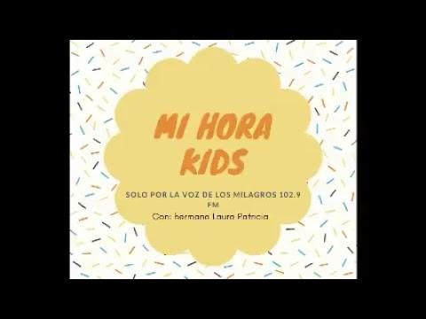 EN VIVO 12-10-18     Mi Hora Kids
