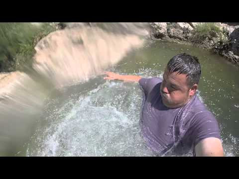 Sitting Bull Falls, NM