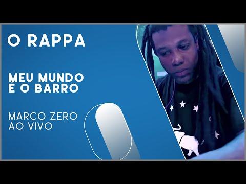 O Rappa - Meu Mundo é o barro (Marco Zero Ao Vivo)