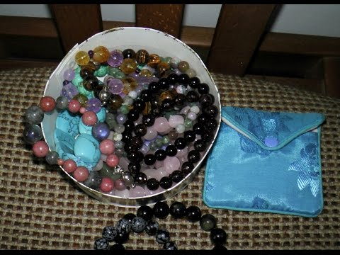 Моя коллекция украшений❤Браслеты из натуральных камней