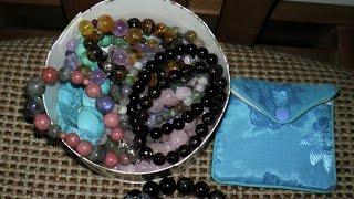 Моя коллекция украшений❤Браслеты из натуральных камней(Сайт Анны Гак: http://healingstones.ru/ Канал Анны Гак: http://www.youtube.com/user/reiki2you/videos Всем привет, меня зовут Оля, я пианистка..., 2016-02-07T08:30:00.000Z)