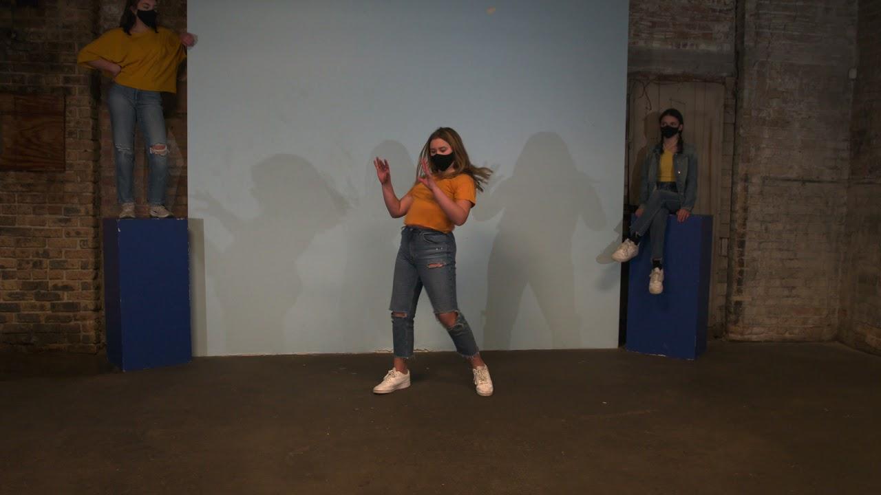 Skunkworks Dance Winter / Spring 2021 Promo - Yellow