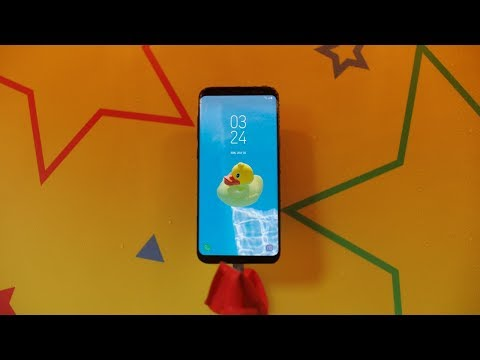 Samsung Galaxy S8: Balloon