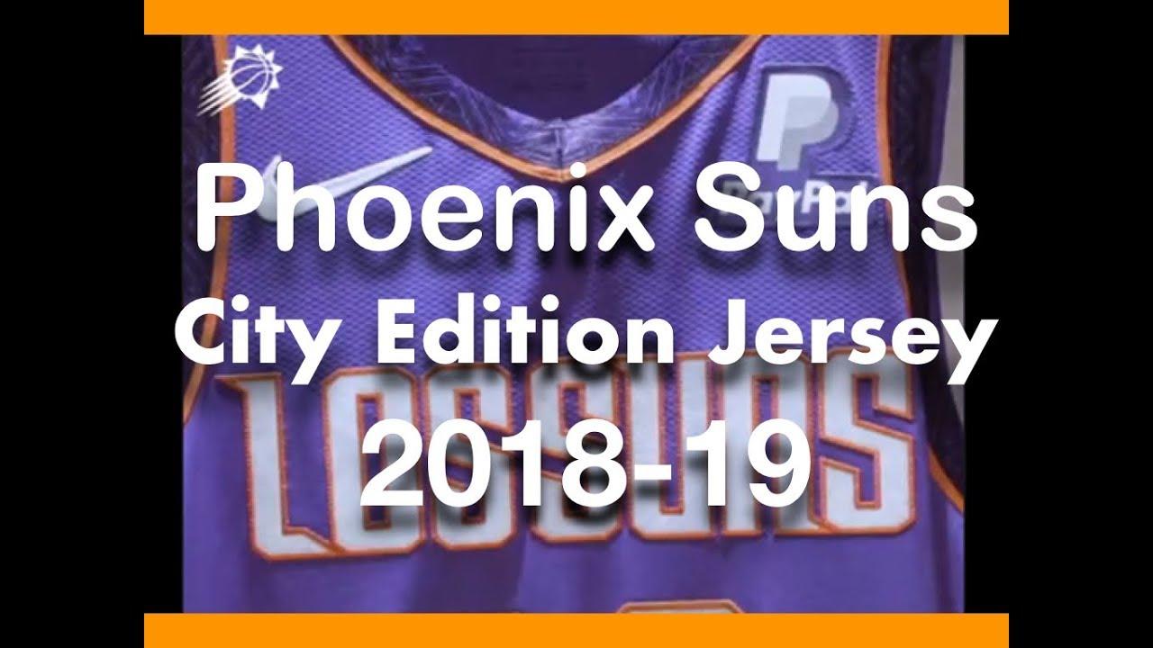 online store eff66 50886 Phoenix Suns NBA City Jerseys 2018-19 (My Thoughts) #NBACityJerseys #NBA