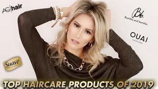 2019 BEST HAIR CARE PRODUCTS | DRY DAMAGED HAIR | BEST PRODUCTS FOR BLEACHED HAIR