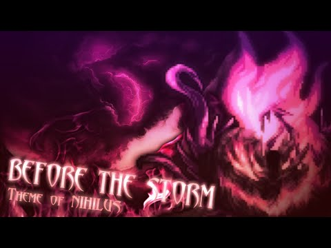 "Terraria Shadows Of Abaddon Mod OST - ""Before The Storm"" - Theme Of Nihilus"