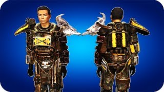 Fallout 3 - Украшенная силовая броня