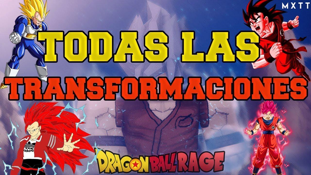 Roblox Dragon Ball Rage Todas Las Transformaciones All - 3x exp weekend dragon ball rage roblox