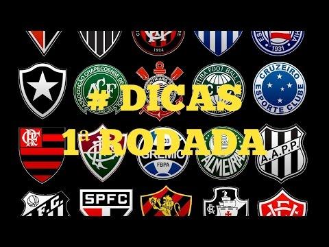 DICAS CARTOLA FC 2017 #1 Rodada DICAS