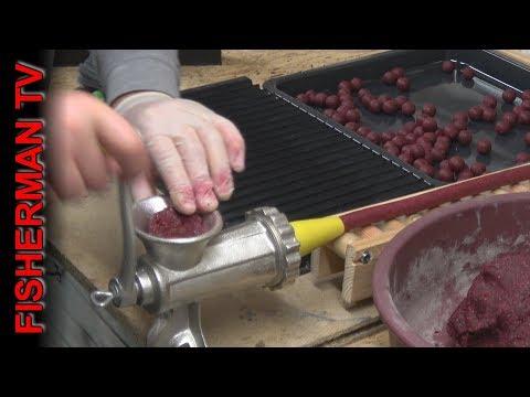 Мясорубка для бойлов (Дёшево и эффективно)