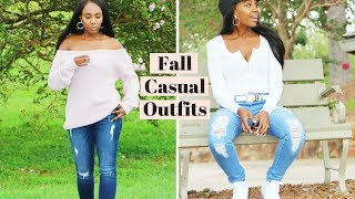 Fall Casual Outfits 2018 | Autumn Stylish Outfit Ideas