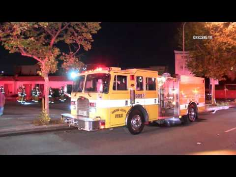 Pot grow found at commercial fire in Garden Grove