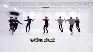 bts  - blood sweat and tears things you didn't notice