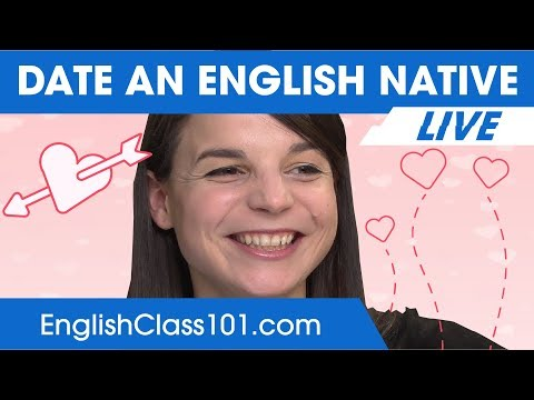 How to Date a Native English Speaker? - Learn English