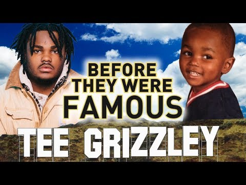 TEE GRIZZLEY - Before They Were Famous