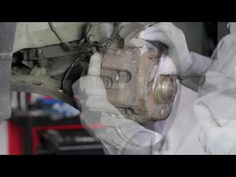 Что делать, если загорается индикатор износа тормозной колодки