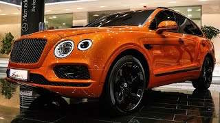 This is most luxurious SUV BENTLEY BENTAYGA REVIEW INTERIOR EXTERIOR