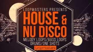 House NuDisco - Loopmasters House Samples Loops