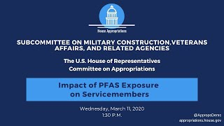 Impact of PFAS Exposure on Servicemembers (EventID=110704)