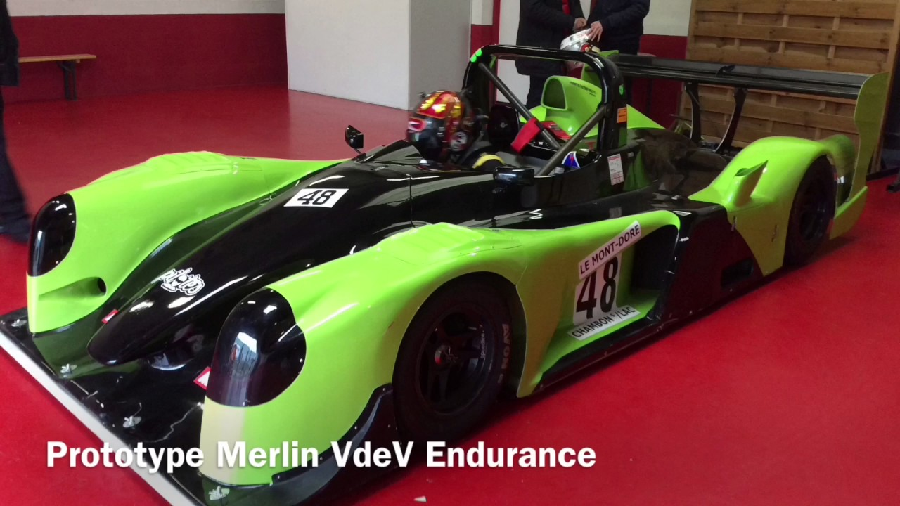 merlin m23 lmp3 circuit de m rignac moteur honda v4 275 ch youtube. Black Bedroom Furniture Sets. Home Design Ideas