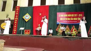 Việt Nam Trong Tôi Là - CLB Guitar Hàm Rồng - Khai Giảng 2017-2018