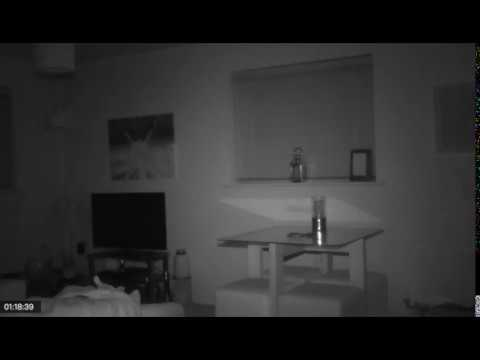 Is This Real Footage Of A Ghost?