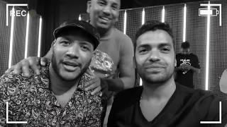 Making Of Roda de Amigos com Pra Valer, Chininha e Príncipe e Gustavo Lins
