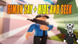 🔴NEW JAILBREAK UPDATE OUT!!| SIMON SAYS!, HIDE & SEEK AND MORE! | ROBLOX LIVE STREAM 🔴