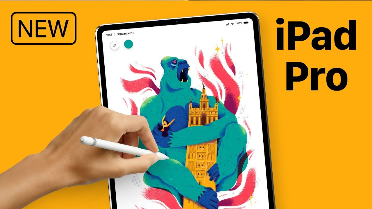 Image result for iPad Pro with Face ID