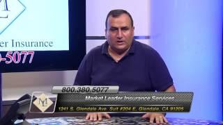 Market Leader Insurance Services / Marianna Babayan and Garik Petrosyan 09 28 16