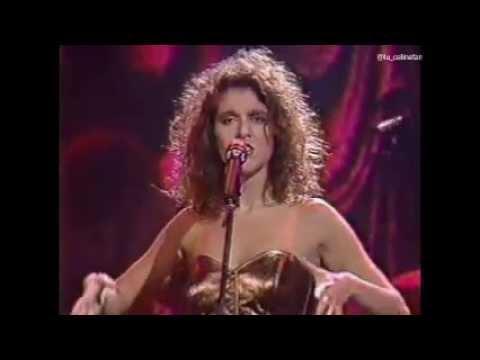 Celine Dion  Starmania  Incognito Tour 1989